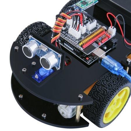 Elegoo arduino uno r3 proyecto smart robot car bluetooth v2 elegoo arduino uno r3 proyecto smart robot car bluetooth v2 malvernweather Choice Image