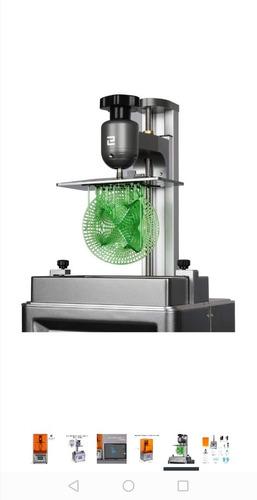 elegoo mars - impresora lcd 3d fotográfica con pantalla táct