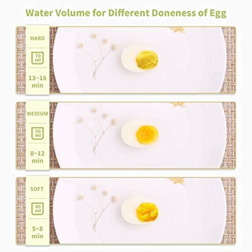 elehot egg cooker hard boiled maker boiler