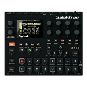Elektron Digitakt 8-voice Digital Drum Computadora Y Muestre