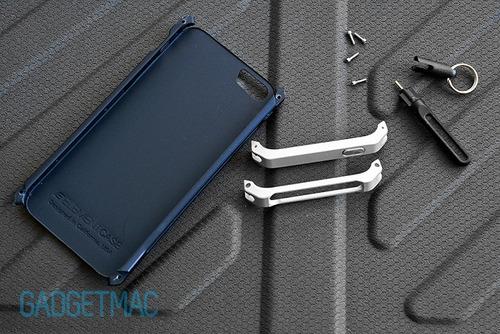 element case aluminio iphone 6s brown