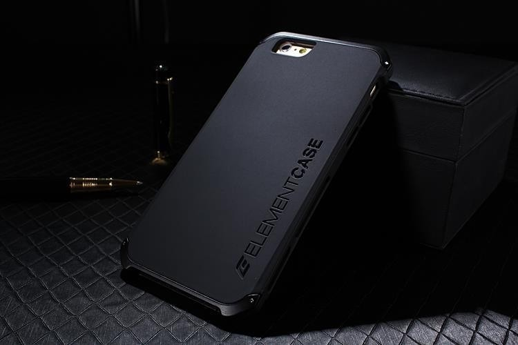 9e76de89dc3 Element Case Solace Funda Aluminio iPhone 6 Plus Mica Vidrio ...