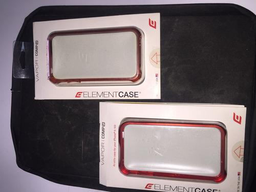 element case vapor comp bumper original para iphone 4 4s