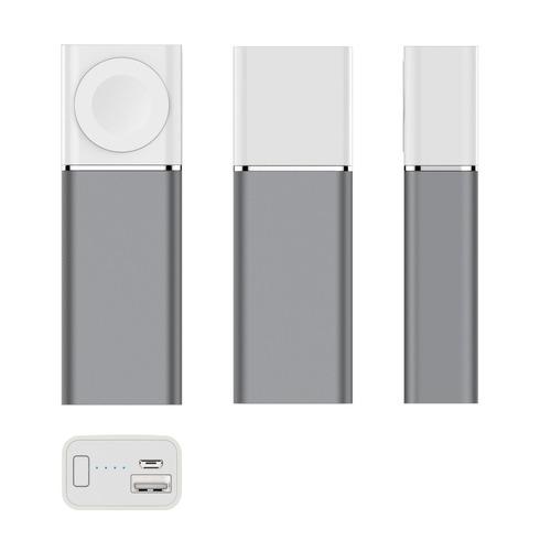 element works dual batería de respaldo portátil y cargador