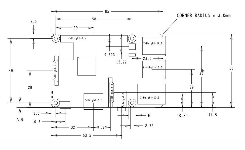 Element14 Raspberry Pi 3 B+ Plus Nueva Original on orange pi schematic, bluetooth schematic, banana pi schematic, rs232 isolator schematic, ipad schematic, xbox 360 schematic, gpio pinout schematic, atmega328 schematic, scr motor control schematic, scr dimmer schematic, lcd schematic, usb schematic, computer schematic,