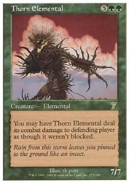 elemental dos espinhos (thorn elemental)