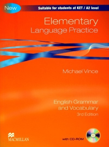 elementary language practice without key - macmillan