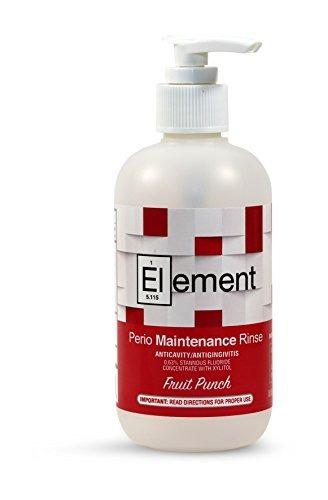 elemento  10 fl onz 063% fluoruro estañoso antimicrobiano p