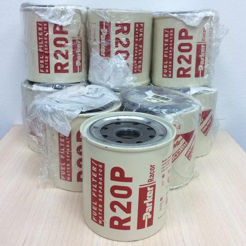 elemento de reemplazo filtro racor r20p 30 micrones