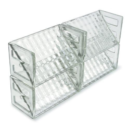 Resultado de imagem para cobogo de vidro