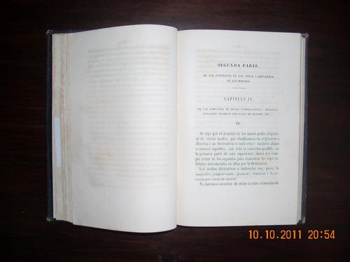 elementos de derecho público constitucional. j. v. lastarria