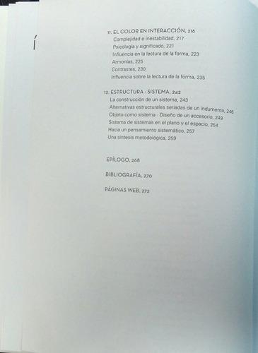 elementos de diseño. enfoque teórico general. práctica texti