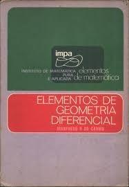 manfredo do carmo geometria diferencial