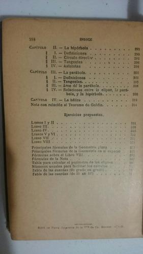 elementos de geometría g.m. bruño