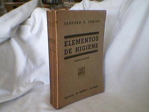 elementos de higiene - tonina- / muy buen estado/ envios