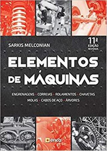 elementos de maquinas - 11ª ed