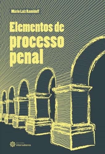 elementos de processo penal