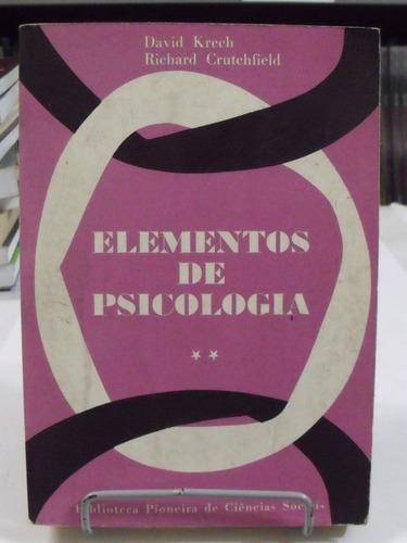 elementos de psicologia vol 2
