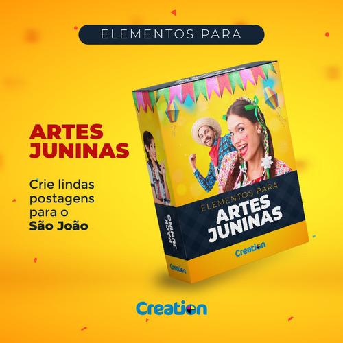 elementos para artes juninas