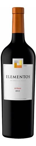 elementos syrah el esteco 750ml