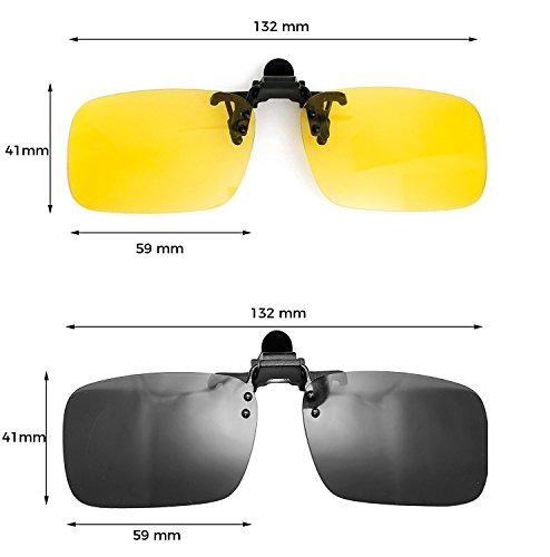 f10c3c3754 Elementsactive Clip Polarizado En Gafas De Sol Abatibles Fij ...