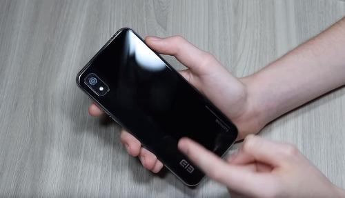 elephone a4 - 3gb/16gb impressão digital e quad core 1.5 ghz