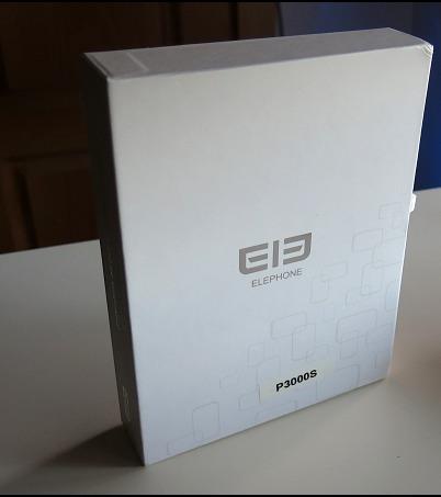 elephone p3000s c/3 baterías + mini s4 a reparar o repuestos