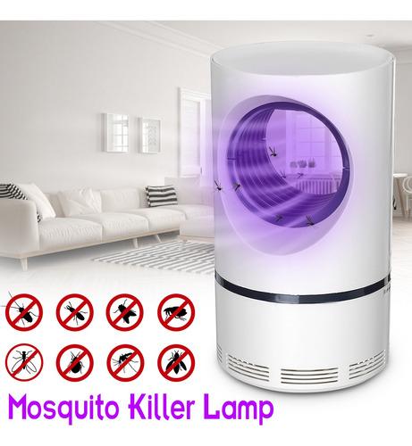 elétrica 220 v 5 w usb photocatalyst uv led mosquito assassi