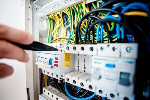 elétrica e segurança eletrônica