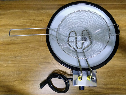 elétrica frita fritadeira