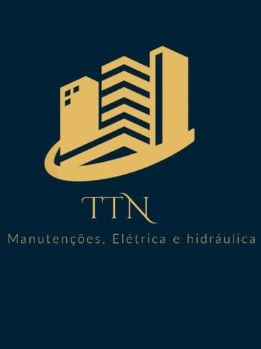 elétrica, hidráulica e manutenção
