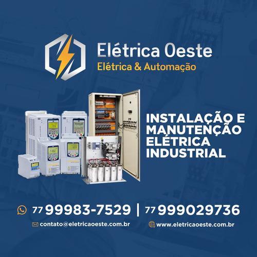 elétrica oeste - serviços elétricos