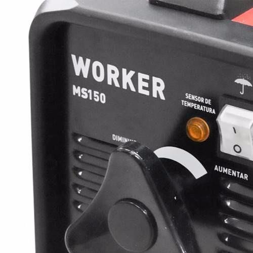 eletrica worker maquina solda