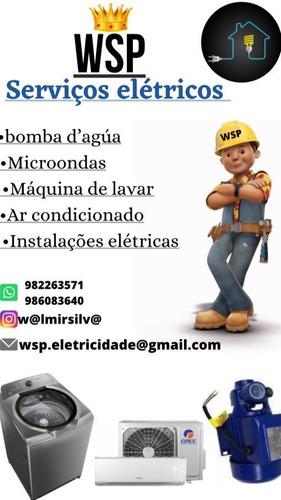 eletricista 24 hras