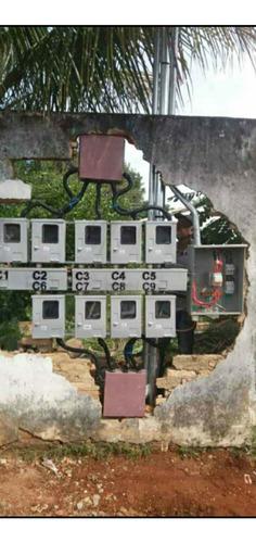 eletricista 24 hrs e padrão de energía