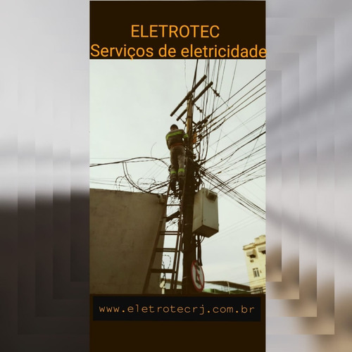 eletricista credenciado light
