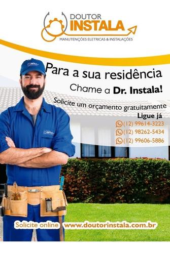 eletricista doutor instala residencial e comercial