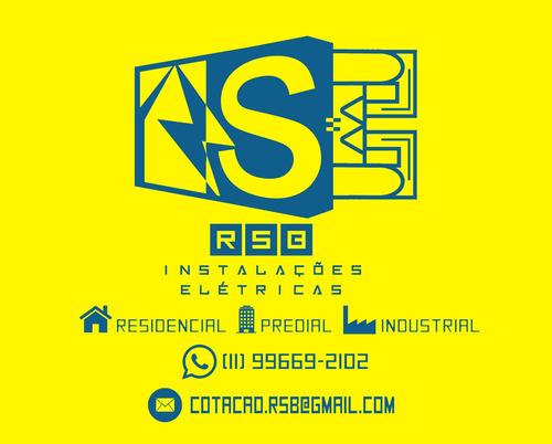 eletricista especialista residencial predial industrial