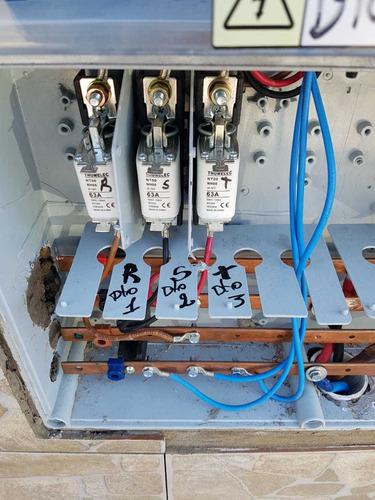 eletricista matriculado (dci) para medidores