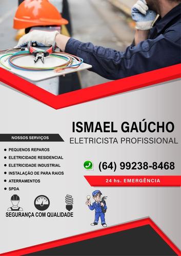 eletricista profissional industrial e predial ...64992388468
