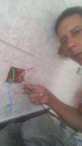 eletricista residencial .comercial e predial