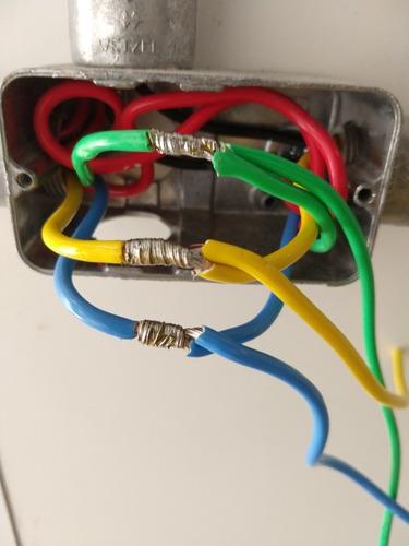 eletricista serviços residências e comerciais