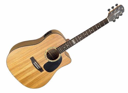 elétrico giannini violão