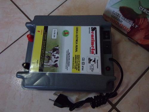 eletrificador de cerca rural 150km sentinela frete grátis