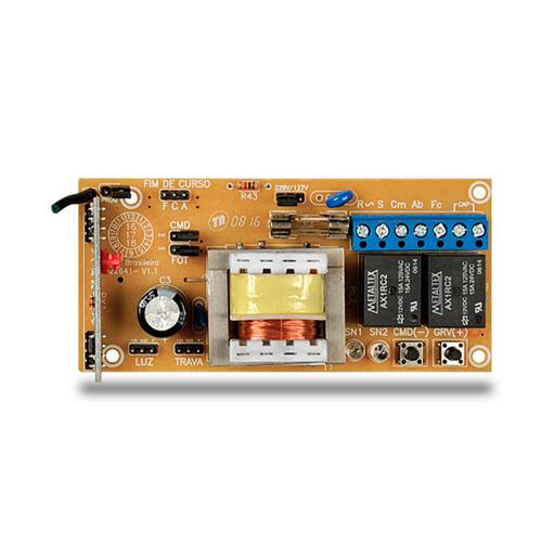 eletrônico ppa motor portão