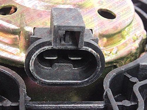 eletro ventilador ford escort zetec completo com defletor
