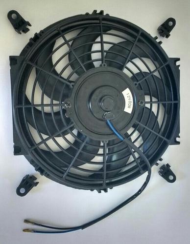 eletro ventilador ventoinha 10 pol 12v 80w cond troller