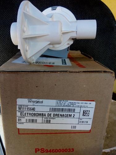 eletrobomba brastemp 220v