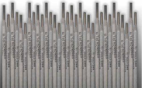 eletrodo aço inoxidavel e 309, 2,50mm | uniweld | emb. 1kg