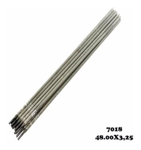 eletrodo para solda 7018 aws a5.1-e 7018-1 3,25 x 3,50mm 1kg